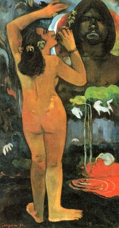 Paul Gauguin http://madamepickwickartblog.com/2010/03/none-of-the-above/