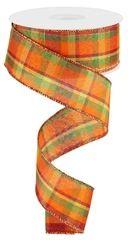WIRED RIBBON – GyPsy BaRn ChiX Cheap Ribbon, Black And White Ribbon, Halloween Ribbon, Wreath Supplies, Craft Supplies, Fall Plaid, Green Copper, Wired Ribbon, Metallic Thread