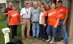 A first time volunteer recounts her experience serving with Samaritan's Purse disaster relief.