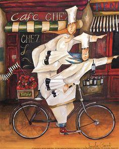 Jennifer Garant   Chefs on the Go