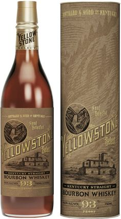 This brand-new bourbon was hand-picked by Paul and Steve Beam, and contains high-rye bourbons aged up to seven years.