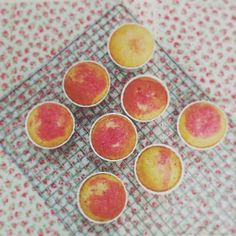 Life is too short, Eat Desserts: Lychee Rose Cupcakes