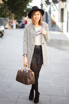 Sorteo Ecowoman + Look falda de flecos - NO SOY TU ESTILO