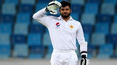 Confronted with bowling that was toothless at best and ragged at worst, Azhar Ali marched to 302 not out - his first Test triple-century - to anchor Pakistan's mammoth first innings total of 579 for 3 declared