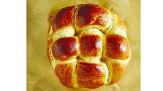 How To Shape and Stuff Round Honey Challah For Rosh Hashanah.