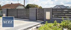 ogrodzenie beton architektoniczny cubero horizon nowoczesne