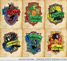 Hogwarts combined houses; which one are you?  Gryffinclaw! (Or Ravendor?) :)