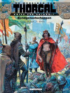 De Werelden van Thorgal - Kriss van Valnor - 04 - Bondgenootschappen (2013)