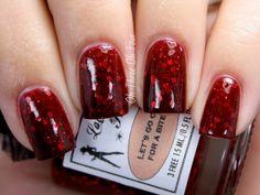 Lacquerhead Polish Halloween 2013 Collection Reviews