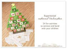 advent calendar kid activities
