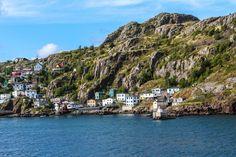 The broke ass traveller's guide to Newfoundland