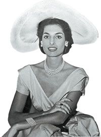 Carmen Mayrink Veiga 1950's