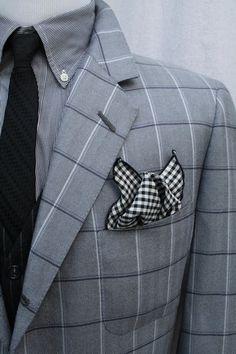 Grey pane