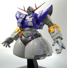 MG 1/100 MSN-02 Zeong - Customized Build Modeled by a2craft yumo CLICK HERE TO VIEW FULL POST...