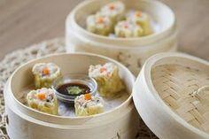 Shumai, dimsum, siumai, cocina china