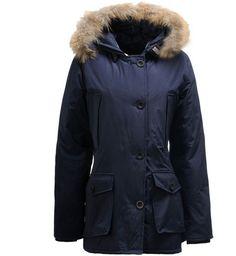 Woolrich Arctic Parka 2012 Piumini Nuovo Stile Blu