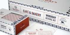 Specialty's Café & Bakery Redesign — The Dieline - Branding & Packaging Design