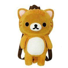 Rilakkuma Plush Toy Backpack Rilakkuma Freeshipping Japan New | eBay