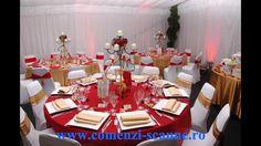 Mesa rotunda pentru nunti si diverse evenimente