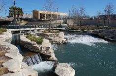 Riverwalk | Waterfalls | San Antonio
