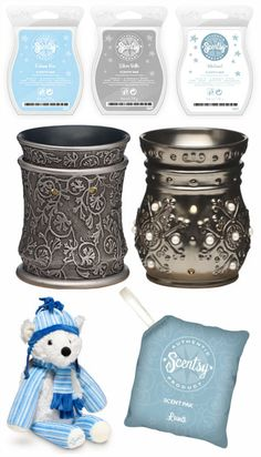 Scentsy Christmas Gift Ideas
