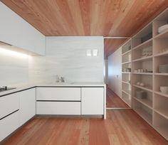 Un piso de inspiración nórdica, diseño de BAAS arquitectos. | diariodesign.com