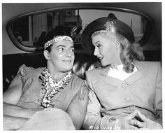 """AAH """"It Had To Be You"""" with Cornel Wilde as the imaginary Indian in runaway bride Ginger Roger's mind. Or is he? (literally cannot find this movie anywhere. agh. LOVE it.)"""