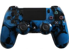 Custom PlayStation 4 Controller - Skull Options