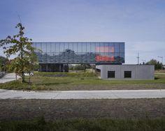 Google Office Buildings