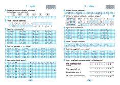 Mozaik Kiadó - Matematika gyakorló feladatok 1. osztály - Sokszínű matematika - Számolófüzet Periodic Table, Bullet Journal, Children, Young Children, Periodic Table Chart, Boys, Periotic Table, Kids, Child