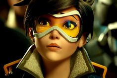 female Overwatch character with white framed goggles, black haired female anime character video games Tracer (Overwatch) Blizzard Entertainment Lena Oxton Overwatch Tracer, Overwatch Comic, Mobile Backgrounds, Background Images Wallpapers, Hd Wallpaper, Desktop Wallpapers, Gaming Wallpapers, Gears Of War, Backgrounds