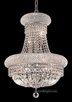 Small Crystal Chandeliers_Zhongshan Sunwe Lighting Co.,Ltd. We specialize in making swarovski crystal chandeliers, swarovski crystal chandel...