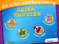 Free app for kids (limited time special offer): Alien Buddies – Preschool Learning Activities http://www.appysmarts.com/application/alien-buddies-preschool-learning-activities,id_189.php
