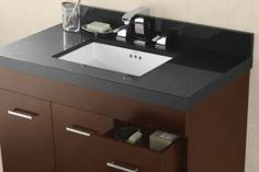Shop our luxurious, high-quality bathroom collections and discover vanities, sinks, mirrors, and more for your home. We offer unique and versatile designs for a variety of tastes. Top Of Cabinets, Bathroom Cabinetry, Wall Hung Vanity, Bathroom Collections, Bath Remodel, Sink, Contemporary, Luxury, Bathroom Ideas