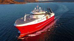 "Shrimp trawler ""Lerøy"" - Murmansk demands €9,6 million for release of Norwegian trawler   The Independent Barents Observer"