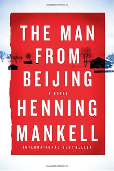 Obsessed with Henning Mankell now. This is the 3rd book of his I've read--all incredible, literary, page-turner, dark, brilliant, hopeful, human, stark but beautiful. And infused with that Scandinavian light, atmosphere, feeling I can't put my finger on.