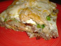 New Kitchen Book: Breakfast Lasagna Recipe