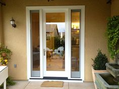Exceptional Patio French Doors With Sidelights Single French Door With Side  Lights