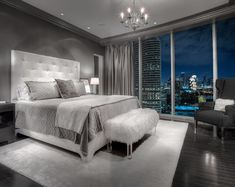 Master bedroom! ▇ #Home #Bedroom #Design #Decor - via IrvineHomeBlog - Irvine, California