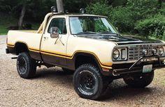 1977 Dodge Macho Power Wagon Photo 86338236