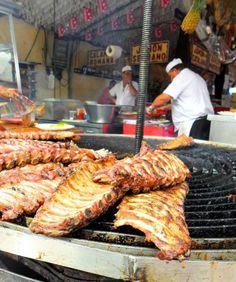 Feria de los pueblos de Fuengirola, Spain