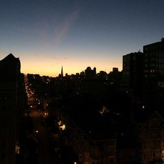 Good morning, San Francisco
