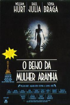 O BEIJO DA MULHER ARANHA (1985). Veja também: http://semioticas1.blogspot.com.br/2011/09/elogio-do-vampiro.html