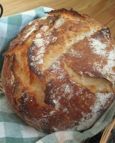 The Tall & Short of It: Perfect Sourdough Loaf