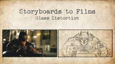 Batman: The Dark Knight - Storyboard to Film Comparison on Vimeo