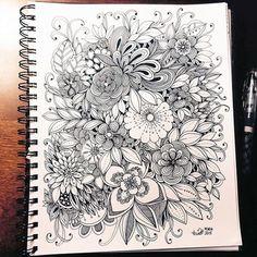 Doodle Art Tutorials (37)