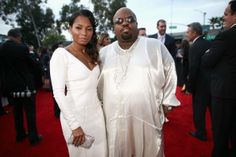 Cee-lo and his daughter