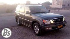 Lexus LX 470 2000 Muscat 190 000 Kms  3700 OMR  Hamad Al Kharousi  For more details and CONTACT number please visit Bisura.com  #oman #muscat #car #classified #bisura #bisura4habtah #carsinoman #sellingcarsinoman #muscatoman #muscat_ads #lexus #lexuslx470