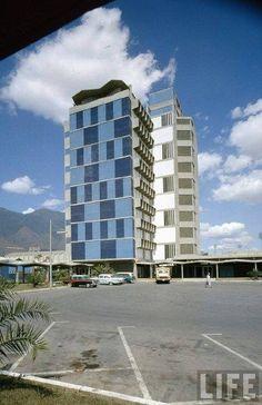 Facultad de Arquitectura. Universidad Central de Venezuela. Arq. Carlos Raúl Villanueva