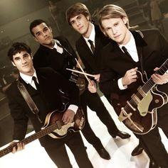 Beatles!! Glee